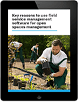 Unlock the key reasons open spaces management needs field service management software