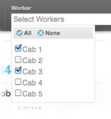 Job Sheet - Selecting Workers